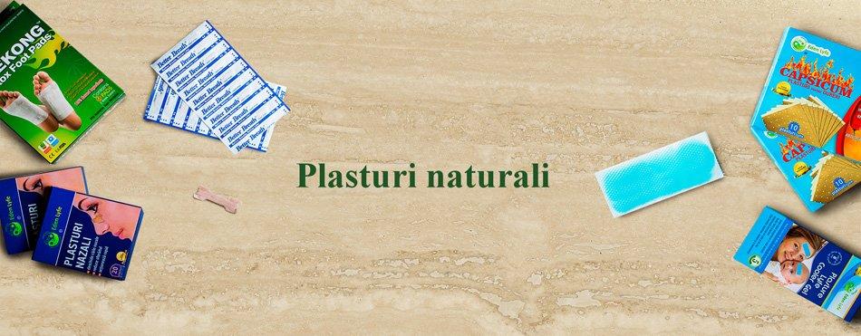 Plasturi Naturali