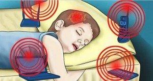 Turmalina si radiatiile electromagnetice